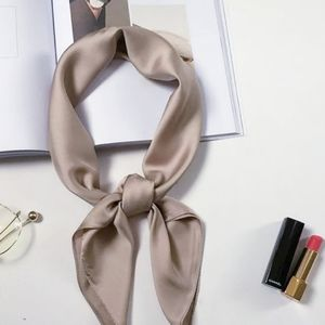 Large Silky Head Neck Bag Scarf 28inx28in
